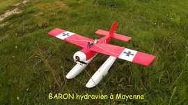 Le Baron hydravion