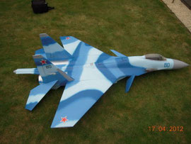 Sukhoi Su-35-Modell