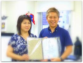 畑田みさとさんと(2014-07-06)