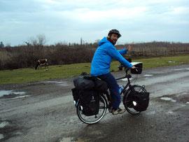 voyage à vélo en géorgie, bike touring