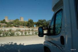CLIQUEZ pour voir les PHOTOS de Monteriggioni & Certaldo