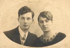 Miron et Sabine Zlatin