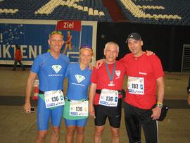 Das Lido Team, Wolfgang und Bewes