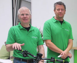 Dreirad-Zentrum Kleve Eröffnungsfeier