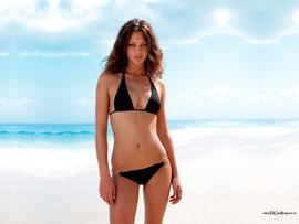 Candice Boucher, modelo sudafricana