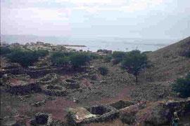 Ankerplatz Tarafal, Sao Nicolau