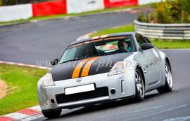 Nissan 350Z Nurburgring