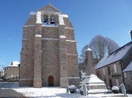 églises à Vassivière
