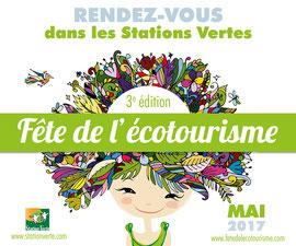la fête de l'écotourisme à Vassivière