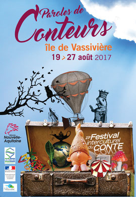 le festival du conte à Vassivière