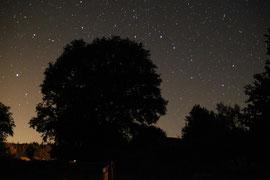 observer les étoiles en Limousin