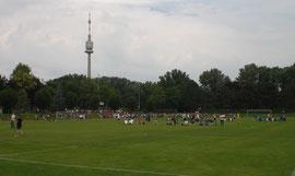 Schulsportfest im Sportcenter Donaucity
