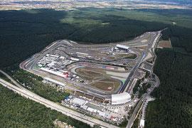 race circuit Motodrom Hockenheim