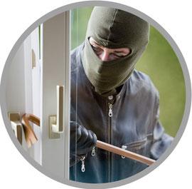 Einbruchschutz, Fenstersicherung, Türsicherung, Abus, Ikon
