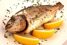 рыба в Хорватии