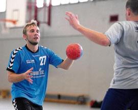 Cristian Storch traf in Dingelstädt siebenmal Foto: H. Matz