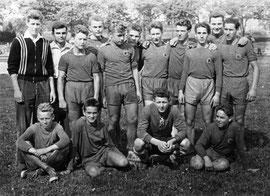 Einheit-Jugend 1958 Kreispokalsieger in Bad Liebenstein