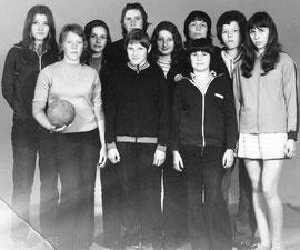 Weibliche B-Jugend 1971
