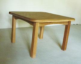 こども家具 こどもテーブル 無垢