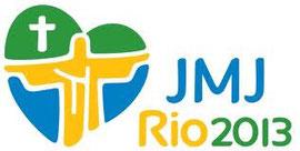 Logotipo JMJ Río 2013