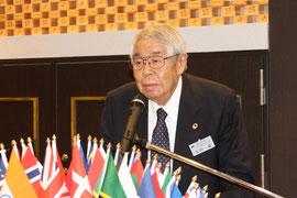 地区名誉顧問 L.山田  稔