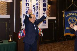 二年理事 L.石川 信義