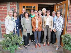 Viele Interessierte beim Besuch der Wirtschaftssenioren im Seminarhaus Zürnshof in Hassendorf