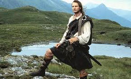 Liam Neeson als Rob Roy