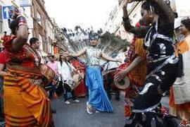 Curry festival, Brick lane