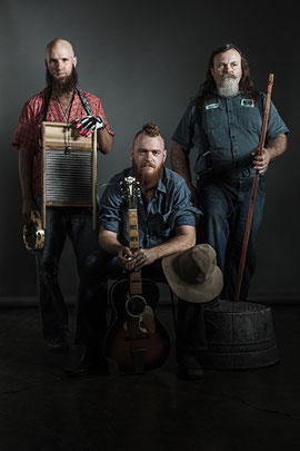 Ben Miller Band 2013 (Foto: BMB)