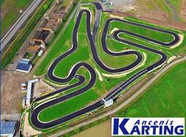 Circuit de 1170m de long.