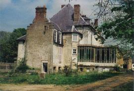 Château de Creuse Amiens somme picardie