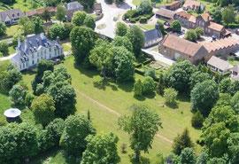 chateau et ferme d'antan Creuse Somme