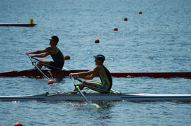 Paul TIXIER, skiff cadet homme (1x CH)