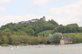 Lac du Causse (Brive-la-Gaillarde - Corrèze)