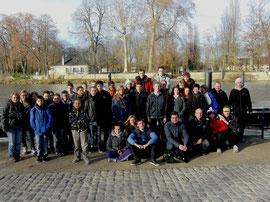 Près de 45 rameurs loisirs et compétiteurs ont fait le déplacement à Metz
