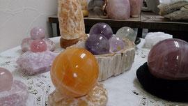 彫刻・原石
