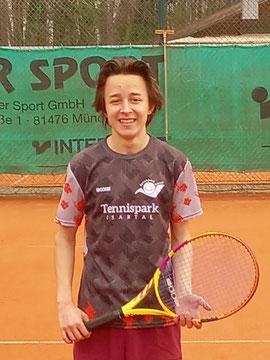 Trainer Marco Faul Tennisschule Jarda