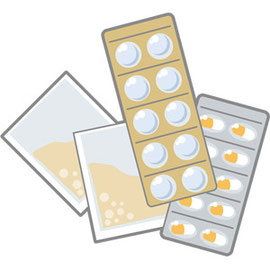 頭痛薬(ロキソニン・イブ・トリプタン・イミグラン等)を飲んでもよくならず、鬱と指摘され心療内科へ案内されたAさん