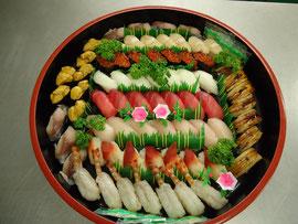 生寿司5,000円(税別~