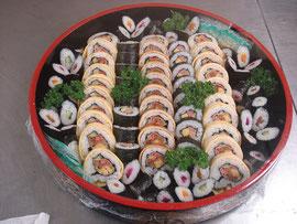 巻寿司3,000円(税別~