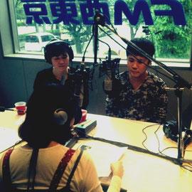 サボテンPunch FM西東京