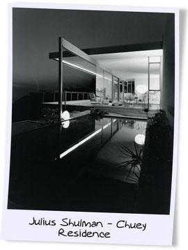 "Julius Shulman: ""The Chuey Residence"", 1958 (Foto: Julius Shulman und Jürgen Nogai / © J. Nogai )"