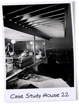 "Julius Shulman: ""Case Study House 22"", 1960 (Foto: Julius Shulman und Jürgen Nogai / © J. Nogai )"
