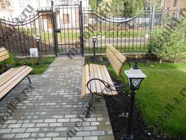 Садовая стамейка