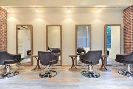 池袋 美容室 隠れ家サロン hair salon Aereの店内画像