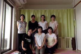 月経血コントロールヨガWS