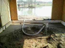 Juodgrindziu betonavimas
