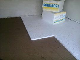 grindų polistirolas EPS100