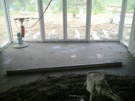 grindu betonavimas steškė
